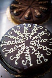 Sacher torta (13 kosov)